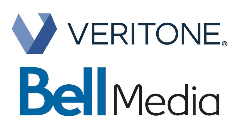 Veritone, Multiyear, Bell Media, Canada's largest media company, Content creator, Paul Cramer, Enterprise Radio Solutions, Canadian broadcasting industry, Canadian market