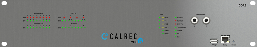 Calrec, Type R, TV IP-Based Virtual Mixing, Virtual workflows, IP core integrates, Demand for broadcast-level virtual consoles