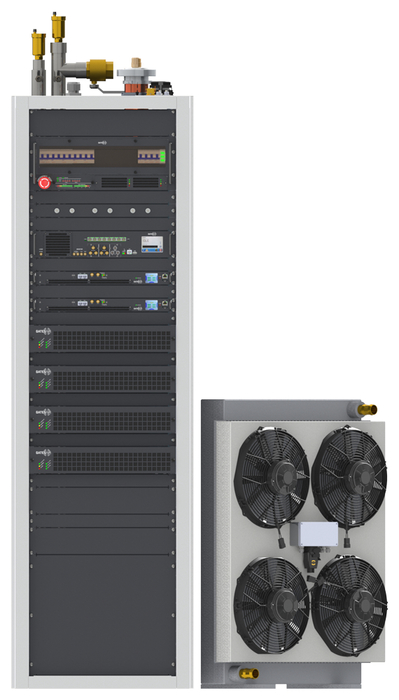 GatesAir, Transmission Family, NAB Show, Wireless, Maxiva transmitters, Next-generation software innovations, Digital broadcasters, Maxiva liquid-cooled transmitter line for VHF television and DAB Radio, High-density transmission solutions, GatesAir Europe division, Liquid-Cooled VHF and DAB, Maxiva PMTX-1 Pole-Mount Transmitter Series, Maxiva IMTX-70 Multi-Transmitter Desktop, Maxiva MultiD Multi-Carrier DAB Transmitter