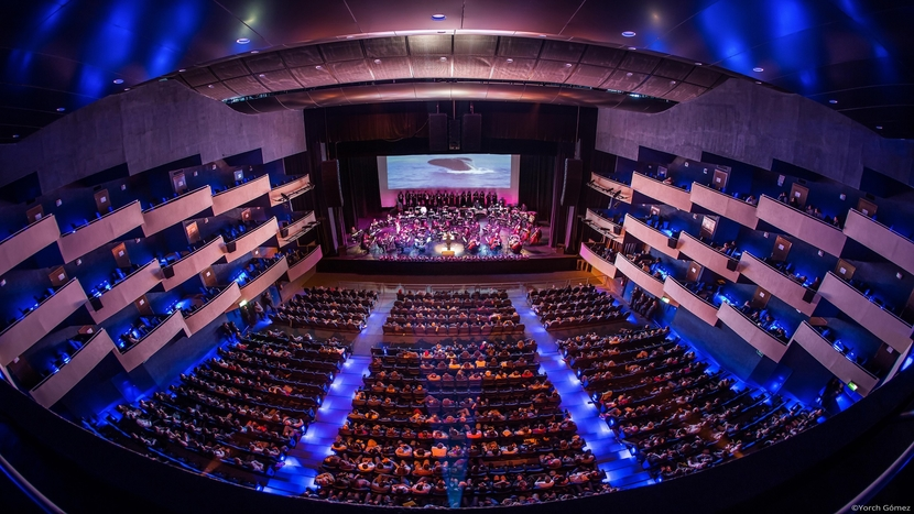 Teatro Diana has upgraded its comms infrastructure with Riedel's Bolero.