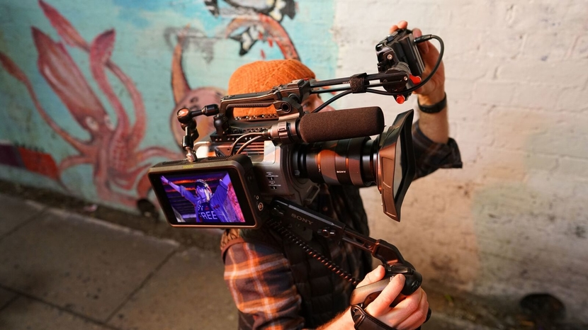 Shogun 7, Monitoring and affordable, 4K ProRes recording, Sony, PXW-FX9, Sony FX9, SSD, HDR