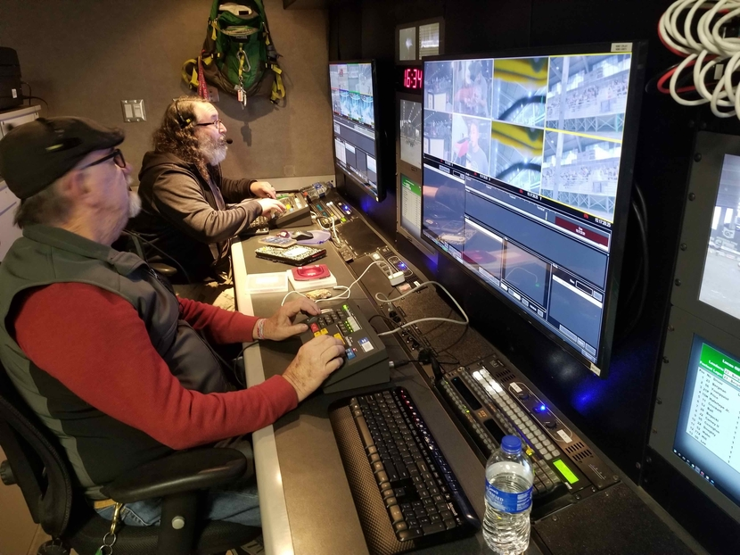 Lucas Oil, Live production, Zeplay, Instant Replay Systems, Instant replay, Lucas Oil Production Studios, Shawn Stafford