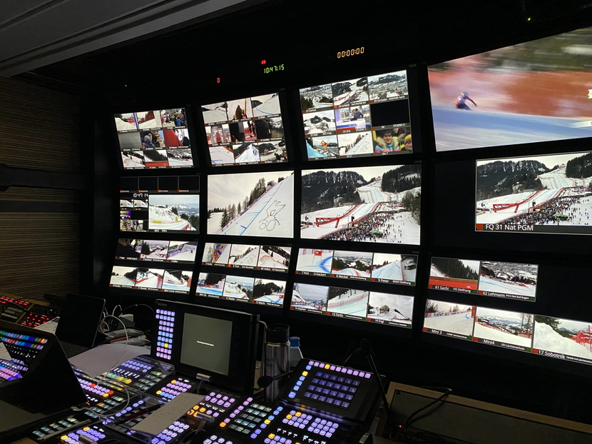 ORF, Austrian Broadcasting Corporation, Ob van, LAWO, Cultural event production, IP project