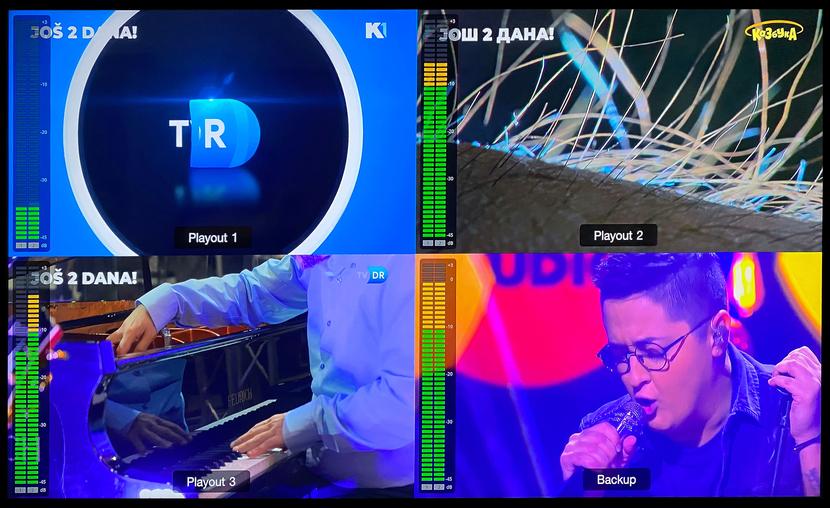 Playbox, Minacord Media, PlayBox Neo Version 19, IPTV, Go4TV, Mobile-TV platform, Croatia, TV Doctor, KVM control interfaces