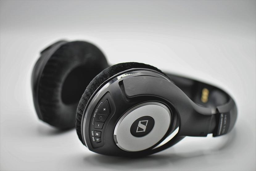 Sennheiser, Audio, Headphone, Technology, Microphone, 3D