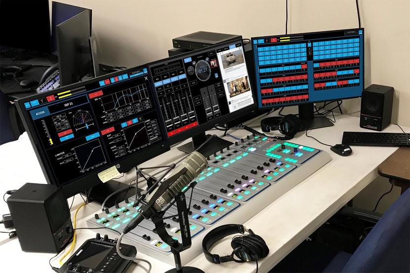 KQED, LAWO, Remote Radio Master Control, COVID-19, San Francisco, Broadcast engineering
