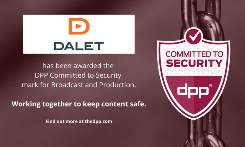 Dalet, Dalet solutions, Production, Broadcast, DPP security, Dalet StoreFront, Dalet Media Cortex, Ooyala Flex Media Platform