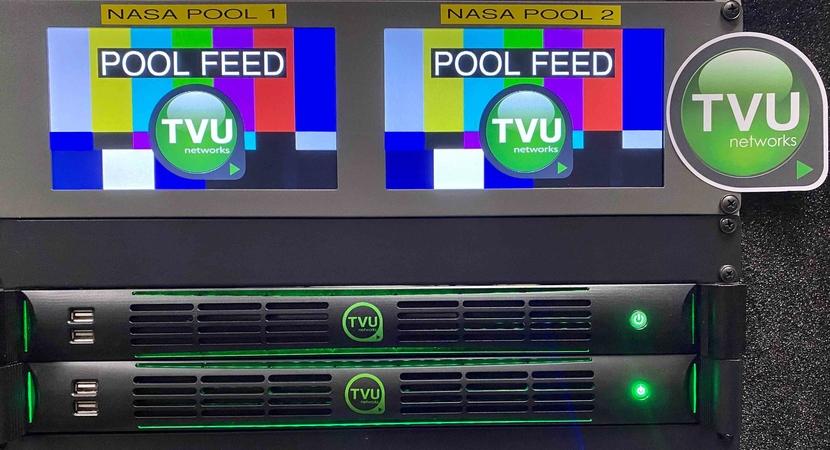 Tvu networks, Cloud based live video solutions, Douglas Hurley, IP-based TVU Grid solution, TVU Grid solution, NASA, TVU Command Center