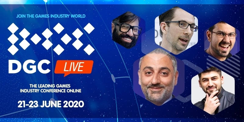 DGC, B2B meeting platforms, Digital Expo, MENA, The Digital Gaming Conference, Seagate, HTC, DGC Live 2020, Cosplay competitions, Middle Eastern company, DGC Live, Karim Ibrahim
