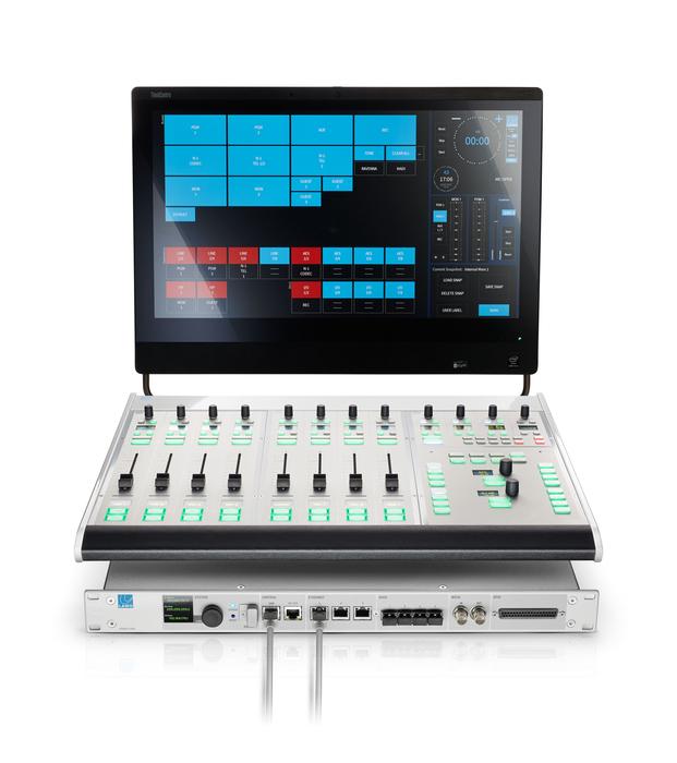 LAWO, IP, German, Audio, Video, Radio, Broadcast