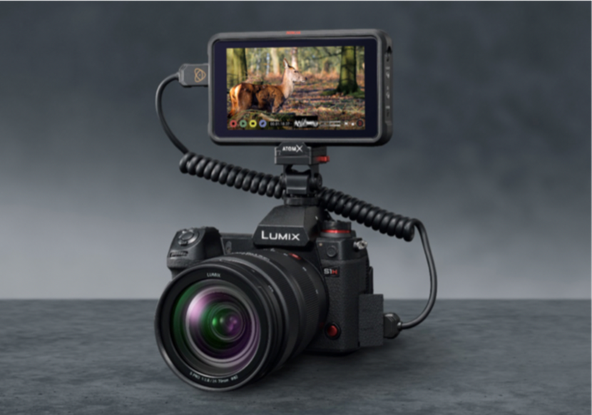 Atomos, Ninja V update, Apple ProRes RAW, Panasonic, Final Cut Pro X, ASSIMILATE SCRATCH
