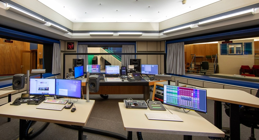 German Public Broadcaster, SWR, Broadcast Solutions, ProTools, DAW systems, Daily production operation, ProTools system, Mobile terminal boxes, Production, Technology