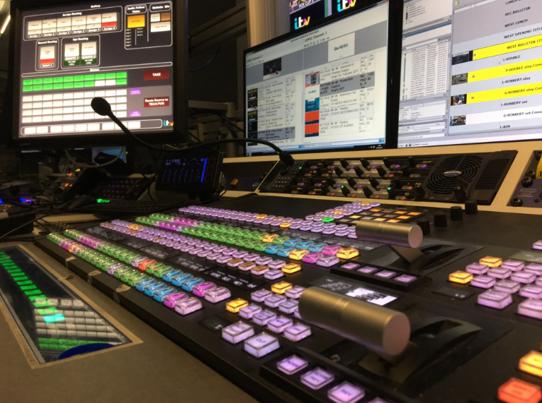 Broadcast, TV, Studio, IP, Story relations
