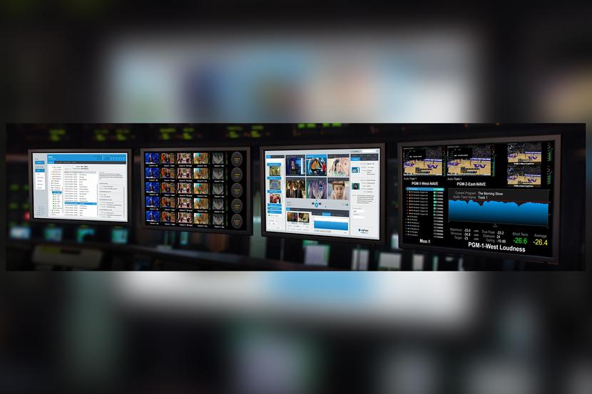 Broadcast, IP, TV, Hallmark movies, Satellite, Pay tv, Globecast