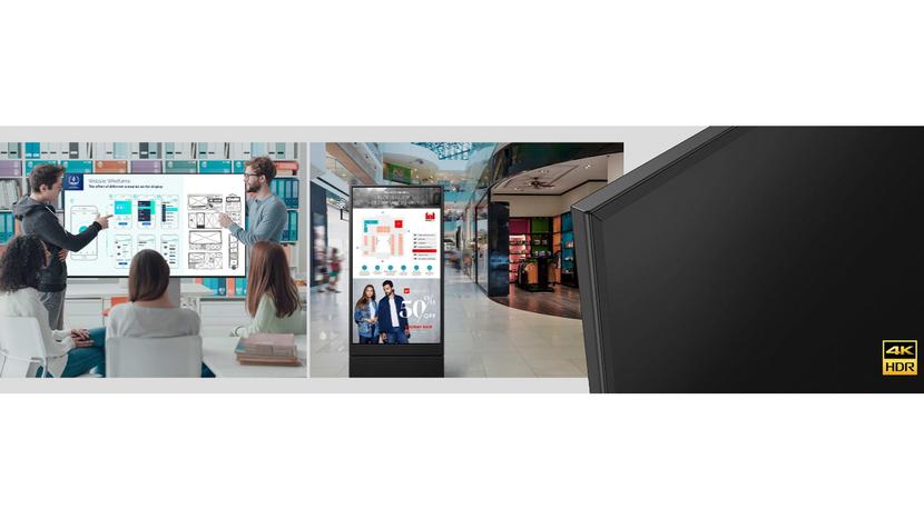Sony, APAC, Display, BRAVIA, 4K HDR, 4k