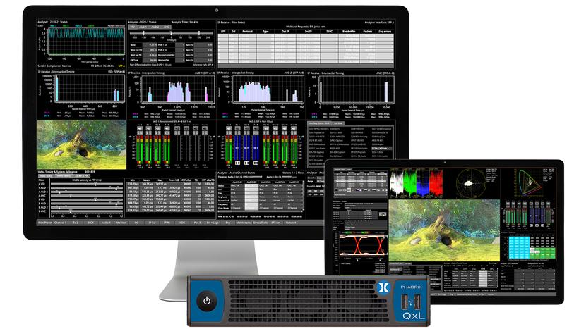 IP, Rasterizer, Media, SDI, LLDP, JT-NM