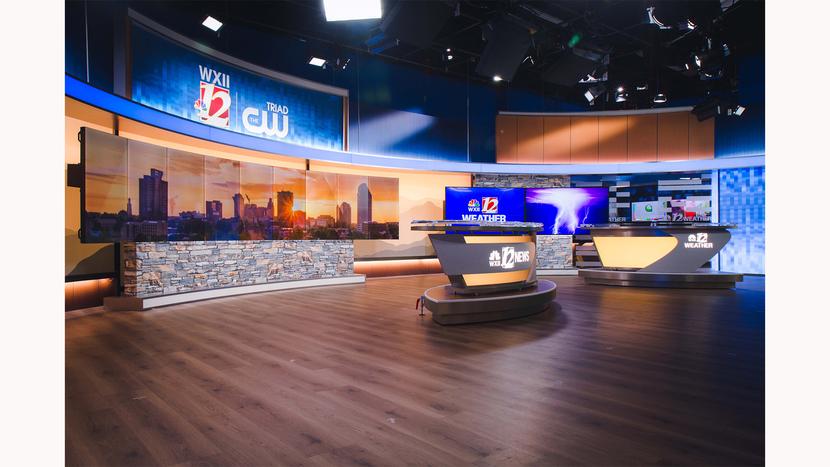 Led, Lighting, Media, News, Studio, Broadcast