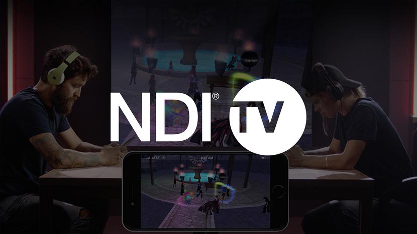 Video, Ndi, TV, IP, Broadcast