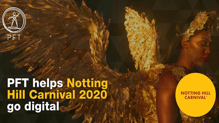 Notting hill carnival, 'film city, PFT