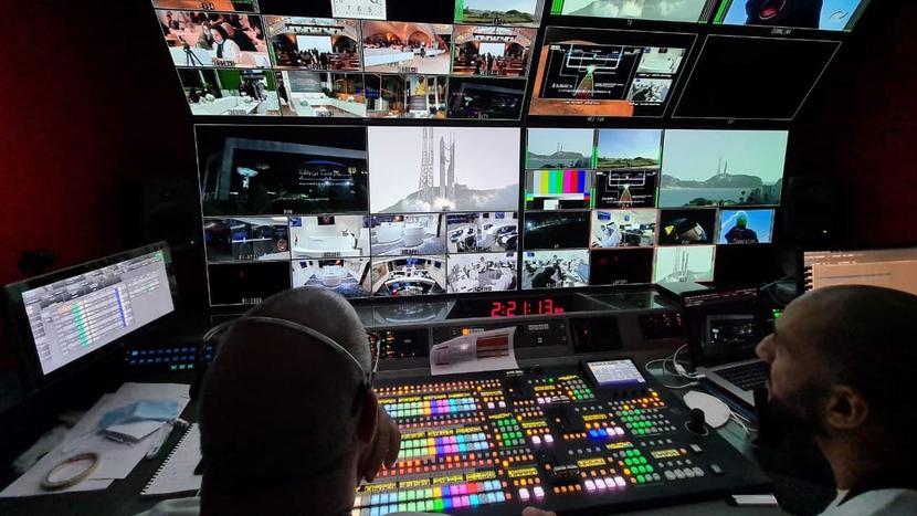 Ob van, Digital Satellite, NASA, Uae, Mars mission
