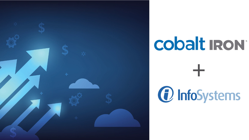 Cobalt Iron Announces new channel partnership with InfoSystems.