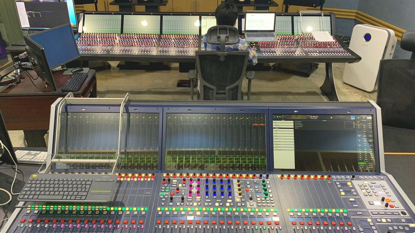 LAWO, TV, Production, Broadcast, Production console, Studio, IP, Ravenna