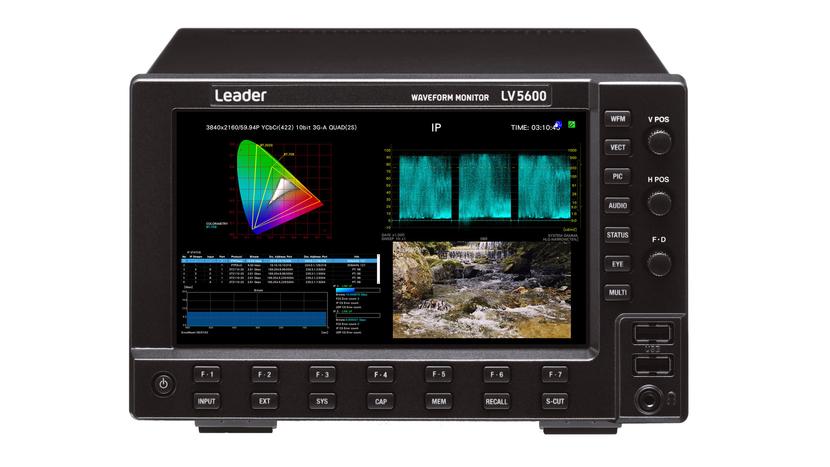 TV, Broadcast, Pandemic, Dolby, Ob, Ob van, UHD, HDR, Camera, Chroma shading